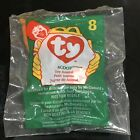 1998 McDonalds Ty Scoop Teenie Beanie Toy Animal NIP