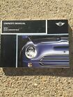 Mini Cooper 2006 Owner's Manual & Other Information Booklets
