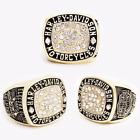 Harley-Davidson Mens Ring Electra Glide Classic Gold Size 6-15. Limited Edition