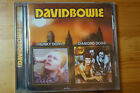 David Bowie Hunky Dory Diamond Dogs RCA Russia Export Edition Orange Label