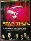1979 STAR TREK THE MOTION PICTURE WAX BOX 36 PACKS SEALED UNOPENED VINTAGE RARE