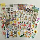 Assorted Brands Flower Spring Stickers You Choose