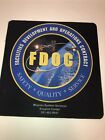 Authentic NASA Facilities Development  Operations Mouse Pad FDOC Used At NASA