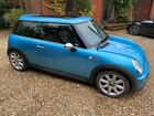 LARGER PHOTOS: Mini Cooper s - supercharged EML On MOT exp. Sat Nav Air Con Cruise con sunroof