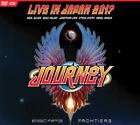 Journey : Live In Japan 2017: Escape + Frontiers [ CD FREE Shipping, Save £s