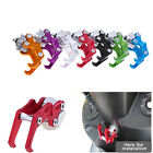 1PC Motorcycle Scooter Luggage Helmet Bag Carry Hanger Hook Accessories Aluminum