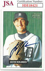 Justin Verlander Cards, Rookie Cards and Autograph Memorabilia Guide 61