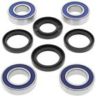 All Balls Racing Rear Wheel Bearing Kit Aprilia CAPONORD 1200 G RALLY ABS 2016
