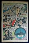 Sub Mariner 12 Single page Story page 9 10 Stunning Blow to Nippon 1943