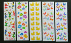 Mrs Grossman MISC VINTAGE RETIRED DISCONTINUED Sticker Strips You Choose