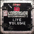 Corrosion of Conformity : Live Volume CD (2009) Expertly Refurbished Product