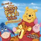 Various Artists : Best of Winnie the Pooh and Friends [cd + Dvd] CD 2 discs