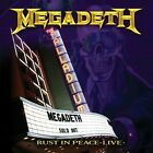 Megadeth - Rust In Peace Live CD NEW