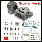 100cc Big Bore Performance Cyinder Kit For 50cc GY6 139QMB Scooter 64mm Valve US