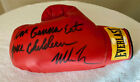 Mike Tyson Boxing Cards and Autographed Memorabilia Guide 34