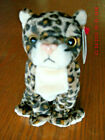 Ty 2000 Beanie Baby Sneaky the Leopard w/ tags mint plush spotted stuffed animal