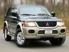 2001 Mitsubishi Montero XLS 2001 for $5100 dollars