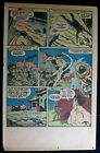 Sub Mariner 12 Single page Story page 10 11  Mystery of Sabotage City 1943
