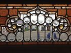 Stained Beveled Glass Window