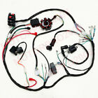 Complete Electrics Wiring Harness Stator 150 200 250CC ATV QUAD LIFAN ZONGSHEN