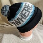 The Quiet Life Middle of Nowhere Beanie Pom Cuffed Knit Cap NWT Choose Color