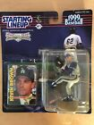 1999 Kevin Brown Los Angeles Dodgers  Ext Starting Lineup mint in pkg w/ BB Card