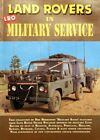 Landrovers in Military Service by Morrison R Paperback Book The Cheap Fast