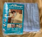 "Vintage St. Mary's Automatic Electric Blanket Full Size 72x84"" Blue New"