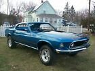 1969 Ford Mustang 1969 MUSTANG MACH1 428CJ 4 SPEED NO RESERVE