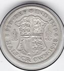 1928 King George V Half Crown 2 6d Silver Coin
