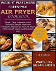 WEIGHT WATCHERS FREESTYLE AIR FRYER COOKBOOK  Quick Easy to prepar PDFEB00K