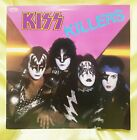 KISS KILLERS 1-LP JAPAN PROMO with Liner notes Very Rare