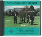 CD: NEW MEXICO BRASS QUINTET - Fore!