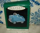 HALLMARK MURRAY CHAMPION #1 KIDDIE CAR CLASSICS SERIES 1995 CHRISTMAS ORNAMENTS