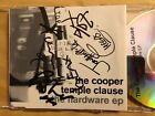 Cooper Temple Clause, Hardware ep, Promo UK signed, autographed CD
