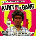 Kunt And The Gang : One Last Wank and One Last Cry CD (2008) Fast and FREE P