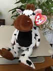Ty Beanie Babies TIPSY - the Cow ~ 2003 2004