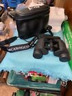 Orca Binoculars 7 X 35 Long Eye relief 488ft At A 1000yds W Lens Covers And Case