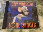 NM! Lone Ranger by Jeff Watson (CD, Shrapnel) 1992 RARE OOP NIGHT RANGER