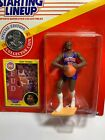 ISIAH THOMAS - 1991 DETROIT PISTONS Starting Lineup Action Figure + Card W/ Coin