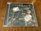 EUROPE Bag Of Bones CD 2012 AUTOGRAPHED by all Five John Norum Joey Tempest