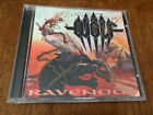 WOLF Ravenous CD 2009 AUTOGRAPHED By The Band Members RARE