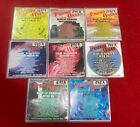 PROMO ONLY RADIO SERIES CD MIXES Lot Of 8 DISCS See Photos -Titles 1995