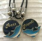 Best friends necklace Two Pieces Brand New