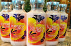 5 BUTTERFLY FLOWER 8oz Shea  Vitamin E LOTION Bath and Body Works