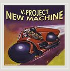 V-Project - New Machine CD NEW