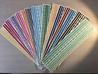 Creative Memories GREAT LENGTH PATTERNED STICKERS Buy More  Save