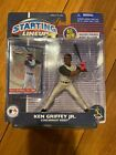 MLB KEN GRIFFEY JR 2000 CINCINATTI REDS STARTING LINE-UP 2