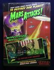 Mars Attacks 1996 Topps Widevision Sealed Unopened Box 36 Packs FREE SHIPPING!