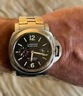 Panerai PAM299 M Luminor Marina Automatic Bracelet PAM 299 Steel Swiss Watch